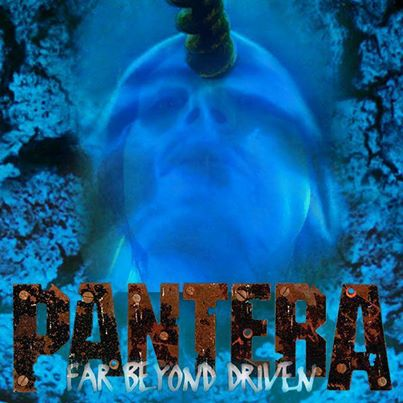 pantera far beyond driven cover - photo #22
