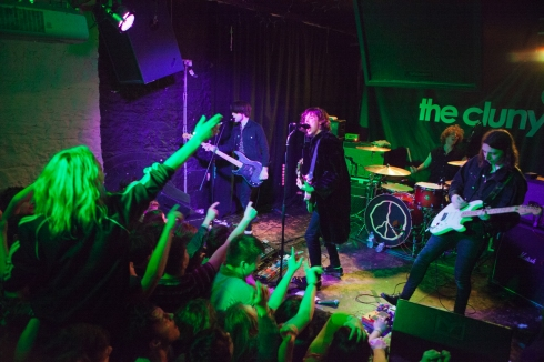 Peace, The Cluny, Newcastle, 5th March 2015