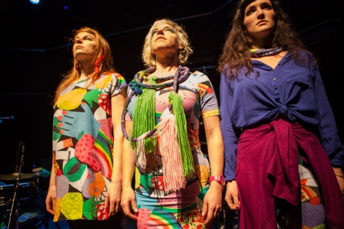 tune-yards, The Sage, Gateshead, 8th March 2015